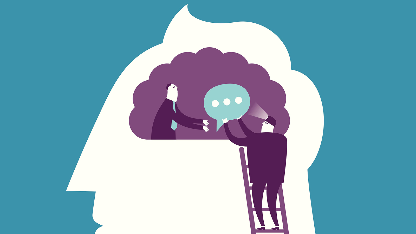 Secrets of Communication from a Professional Mind Reader